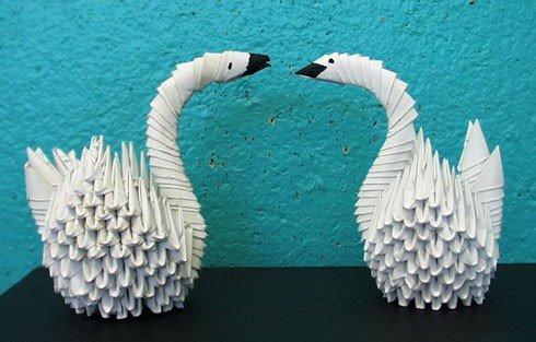 Оригами искусство складывания из